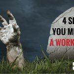 Work Zombie