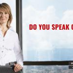 Do you speak CEO