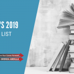Brenda's 2019 Reading List